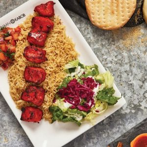 Tandoori Chicken Din